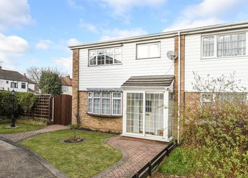 Thumbnail 3 bed end terrace house for sale in Cumberland Close, Hornchurch