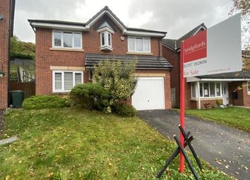 Thumbnail 4 bed detached house for sale in County Close, Clayton-Le-Woods, Chorley, Lancashire