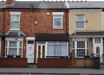 Thumbnail 2 bed terraced house to rent in Deykin Avenue, Witton