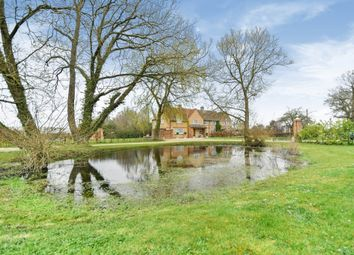 Thumbnail 4 bed semi-detached house for sale in Swalletts Corner Cottages, Dauntsey, Chippenham