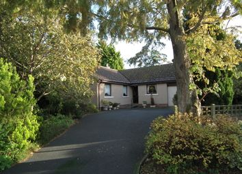 Thumbnail 3 bed detached bungalow for sale in Broomlands Court, Kelso