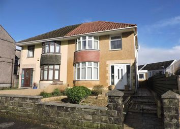 Thumbnail 3 bed property for sale in Llangyfelach Road, Treboeth, Swansea