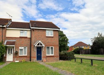 Thumbnail 2 bed end terrace house to rent in Keyes Close, Shoeburyness, Southend-On-Sea