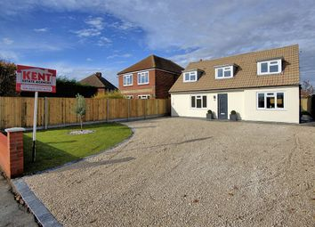 Thumbnail 3 bed detached house for sale in South View, Hersden, Canterbury