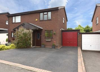 Thumbnail 2 bed semi-detached house for sale in Sweetbrier Drive, Wordsley, Stourbridge
