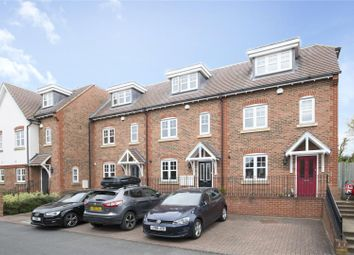 Thumbnail 4 bed terraced house for sale in Rythe Close, Claygate, Esher, Surrey