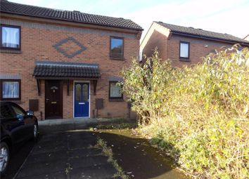 Thumbnail 2 bedroom semi-detached house for sale in Holmesfield Drive, Heanor, Derbyshire