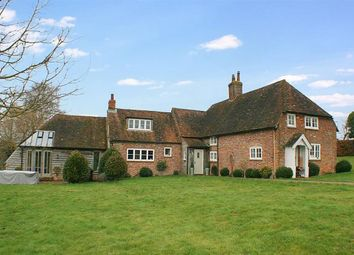 Thumbnail 6 bed detached house to rent in The Broadway, Petham, Canterbury
