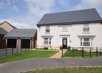 Thumbnail 5 bed detached house for sale in Lyndon Morgan Way, Leonard Stanley, Stonehouse