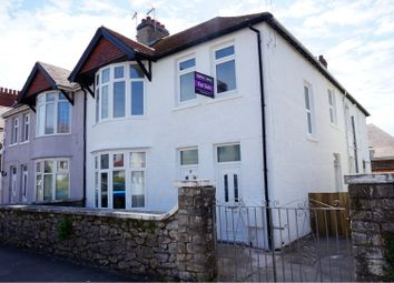 Thumbnail 3 bed flat for sale in Park Avenue, Porthcawl