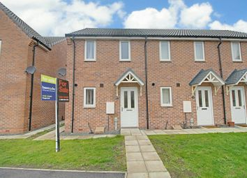 Thumbnail 2 bed end terrace house for sale in Richmond Way, Kingswood, Hull