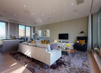 3 bed flat for sale in Penthouse, Baltimore Wharf, London E14.