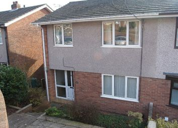 Thumbnail 3 bed semi-detached house to rent in Farmwood Close, Newport