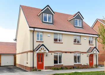 Thumbnail 3 bed semi-detached house to rent in Harwell, Oxfordshire
