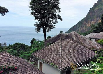 Thumbnail 4 bed detached house for sale in Soufriere, St Lucia