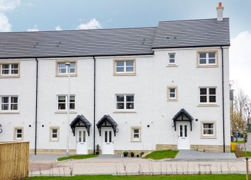 Thumbnail 4 bedroom town house for sale in Carrongrove, Off Tarduff Place, Stoneywood, Falkirk