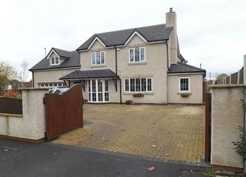 Thumbnail 4 bed detached house for sale in Kings Crescent, Middlewich, Cheshire