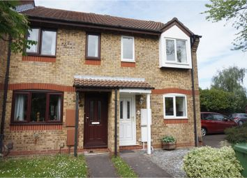 Thumbnail 2 bed end terrace house for sale in Grove Place, Southampton