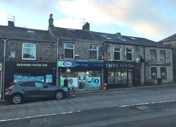 Thumbnail Retail premises for sale in Rawtenstall BB4, UK