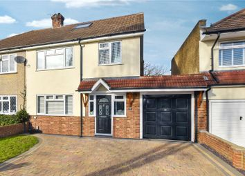 Thumbnail 4 bed semi-detached house for sale in Ravenswood, Bexley, Kent