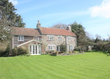 Thumbnail 4 bed farmhouse for sale in Henna Mill, Holbeton, South Devon