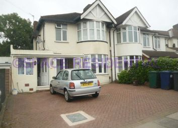 Thumbnail 3 bed semi-detached house to rent in Selvage Lane, London