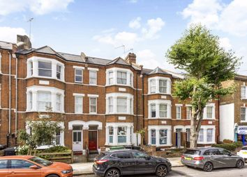 Thumbnail 3 bed flat for sale in Hemstal Road, London