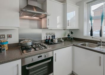 """Thumbnail 2 bed semi-detached house for sale in """"Blair"""" at Oldmeldrum Road, Inverurie"""