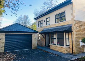 Thumbnail 5 bedroom detached house for sale in Oaklands, Booth Road, Stacksteads