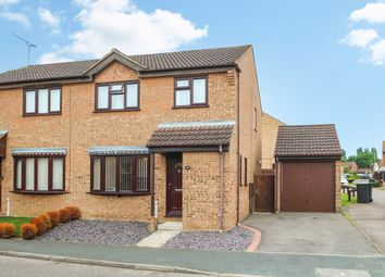 3 bed semi-detached house for sale in Spencer Way, Stowmarket IP14