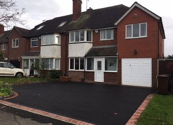 Thumbnail 4 bed semi-detached house to rent in Summervale Close, Stourbridge