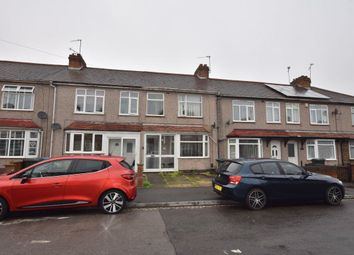 Thumbnail 3 bed terraced house to rent in Meadow Road, Holbrooks, Coventry
