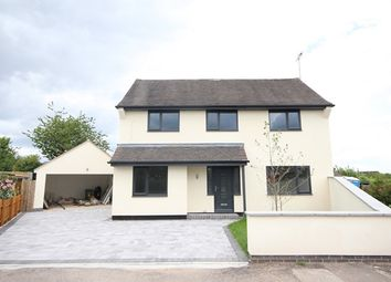 Thumbnail 4 bed detached house to rent in Perrycroft Close, Fernhill Heath, Worcester
