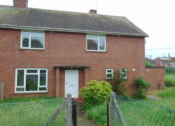 Thumbnail 4 bed semi-detached house to rent in Butts Road, Exeter, Devon
