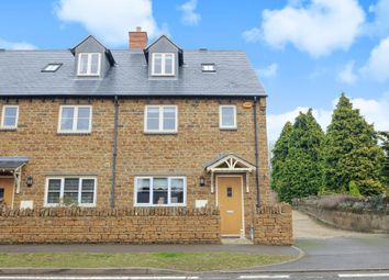 Thumbnail 3 bed end terrace house for sale in Main Street, Middleton Cheney