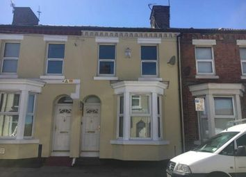 Thumbnail 3 bedroom terraced house for sale in Rossett Street, Anfield, Liverpool