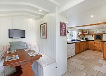 Thumbnail 4 bed detached house to rent in Eythrope Road, Stone, Aylesbury