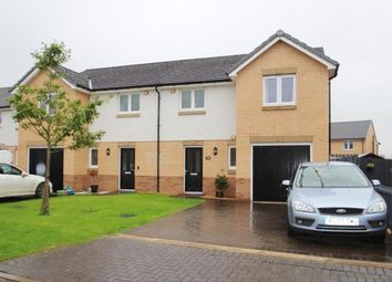 Thumbnail 3 bed semi-detached house for sale in Bolerno Crescent, Bishopton, Renfrewshire