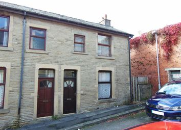 Thumbnail 1 bed end terrace house for sale in St James Row, Rawtenstall, Rossendale