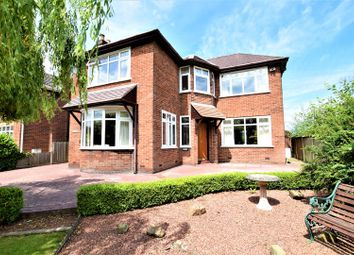 Thumbnail 4 bed detached house for sale in Wepre Lane, Mold