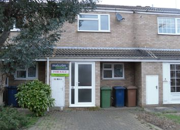 Thumbnail 2 bedroom terraced house for sale in Tower Close, Whittlesey