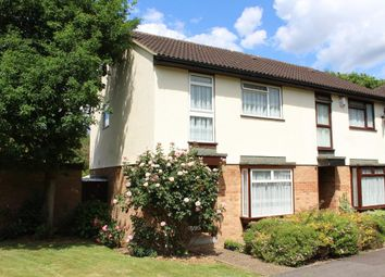 Thumbnail 3 bedroom end terrace house for sale in Wellesley Close, Ash Vale