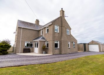 Thumbnail 4 bed detached house for sale in Llangwnadl, Pwllheli