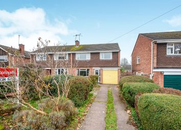 Thumbnail 3 bed semi-detached house for sale in Brean Road, Hillcroft Park, Stafford