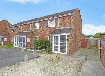 Thumbnail 2 bed end terrace house for sale in Heather Close, Westbury
