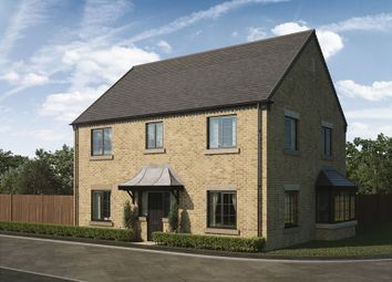 Thumbnail 4 bed detached house for sale in Havannah Park, Coach Lane, Hazlerigg, Northumberland