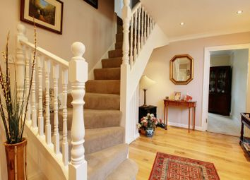 Thumbnail 3 bedroom detached house for sale in Northaw Road East, Cuffley, Potters Bar