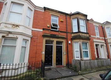 Thumbnail 3 bed flat to rent in Hazelwood Avenue, Jesmond, Newcastle Upon Tyne