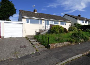 Thumbnail 3 bedroom bungalow for sale in Woodborough Drive, Winscombe