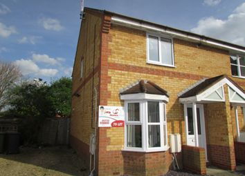 Thumbnail 2 bedroom end terrace house to rent in Meadenvale, Parnwell